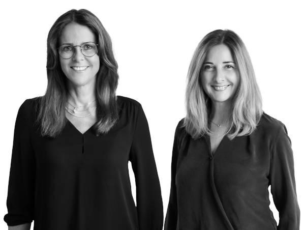 Anja Hadick and Stephanie Meyer